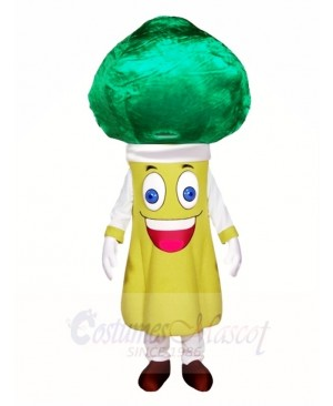 Broccoli Mascot Costumes Vegetables