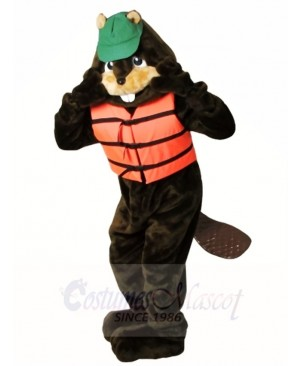 Buddy Beaver Mascot Costumes Animal
