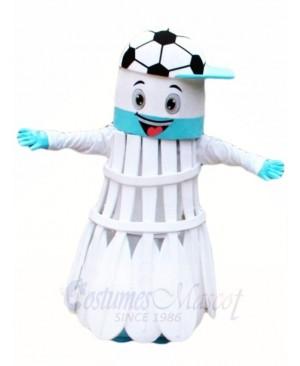 Badminton Shuttlecock Shuttle Mascot Costumes