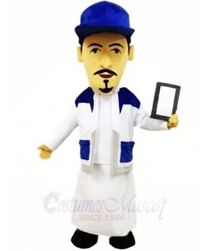 Arabian Boy Mascot Costumes People