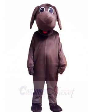 Coffee Dog Mascot Costumes Animal
