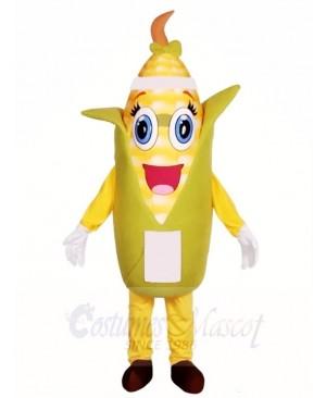 Corn Mascot Costumes Vegetable Plant