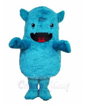 Blue Monster Mascot Costumes