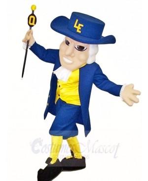Quakers Mascot Costumes People