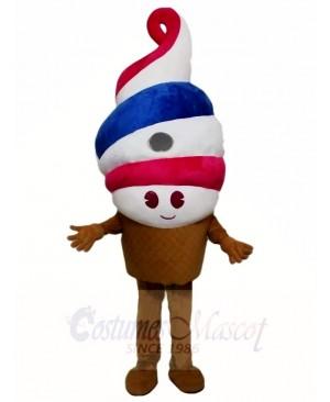 Ice Cream Mascot Costumes Food Dessert