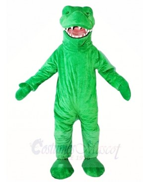 Green Crocodile Alligator Mascot Costumes Animal