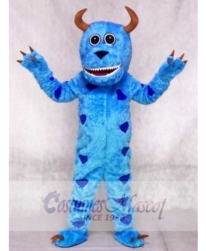 Cartoon Sulley Monsters Inc Mascot Adult Costumes
