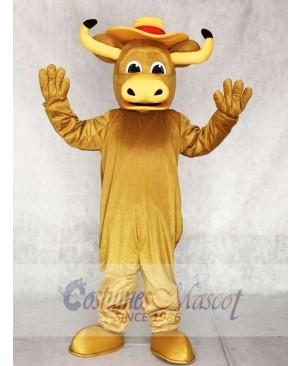 Texas Longhorns Sport Bull Mascot Costumes
