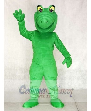 Albert Alligator Mascot Costumes Animal