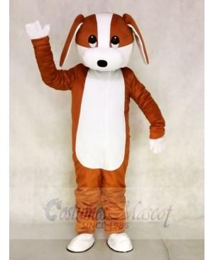 Light Brown Dog Mascot Costumes Animal