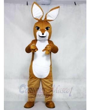 Kangaroo with Joey Mascot Costumes Animal