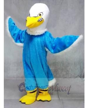 Blue Fierce Eagle Mascot Costumes Animal