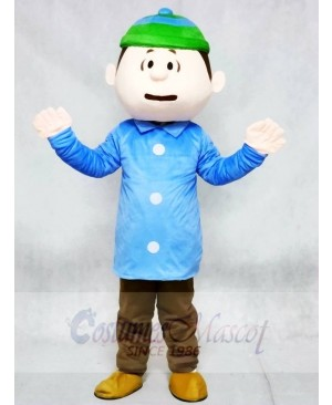 Linus van Pelt from Snoopy Mascot Costumes People