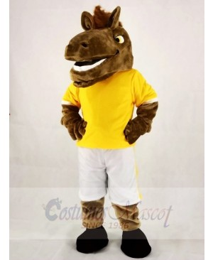 Central's Buddy Broncho Horse Mascot Costumes Animal