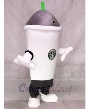Adorable Starbucks Coffee Cup Mug Mascot Costumes