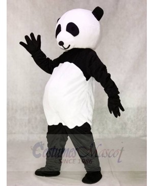 The Giant Panda Mascot Costumes Animal