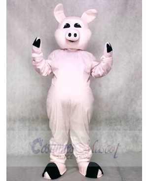 Hot Sale Pierre Pig Adult Mascot Costume