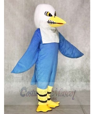 Blue Eagle Mascot Costumes Animal Bird