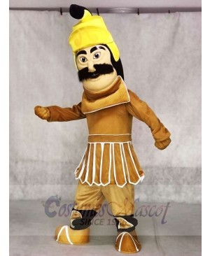 Trojan Warrior Mascot Costumes People