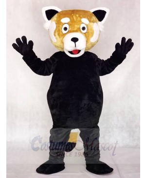 Red Lesser Panda Cat-Bear Mascot Costumes Animal