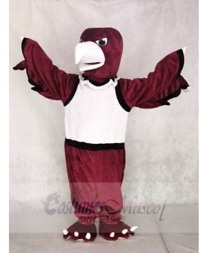Red Warhawk Eagle Mascot Costumes Animal