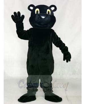 Patrick Black Panther Mascot Costumes Animal