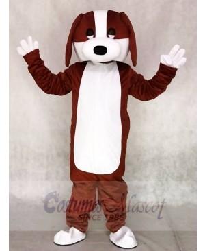 Brown Dog Mascot Costumes Animal