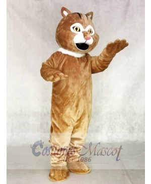 Lynx Cat Mascot Costumes Animal