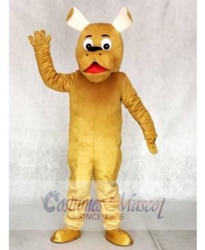 Round Nose Dog Mascot Costumes Animal