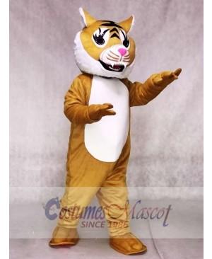 Super Wildcat Cat Mascot Costumes Animal