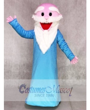 White Beard Old Man Mascot Costumes