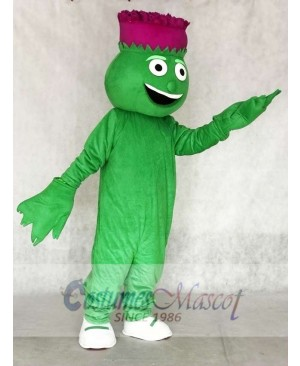 Clyde Thistle Commonwealth Games Mascot Costumes Plants