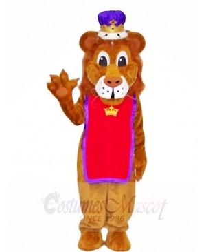 King Lion Mascot Costumes Animal