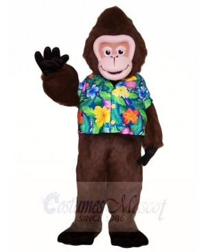 Gorilla Ape Monkey Mascot Costumes Animal