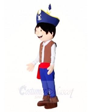 Pirate Boy Mascot Costumes People