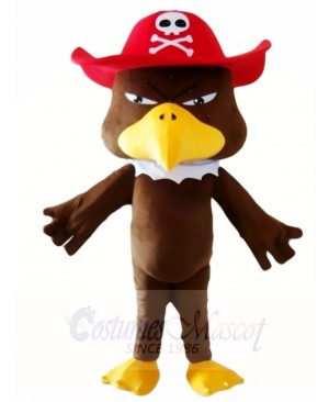 Pirate Eagle Parrot Mascot Costumes Animal