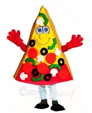 Slice Pizza Mascot Costumes Food Snack