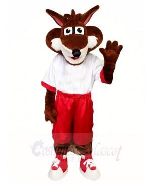 Red Fox Mascot Costumes Animal