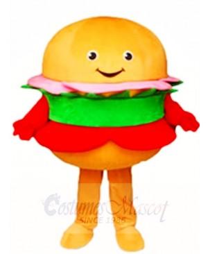 Hamburger Mascot Costumes Food Snack