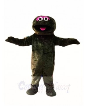 Sesame Street Oscar the Grouch Mascot Costumes Cartoon