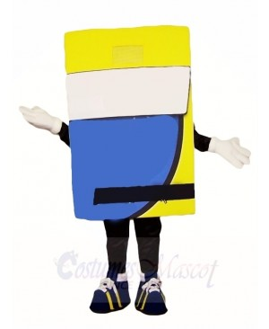 Thick Book Mascot Costumes