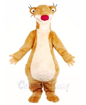 Ground Sloth Sid for Ice Age Mascot Costumes Animal