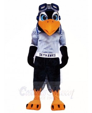 Skyhawk Mascot Costumes Bird Animal