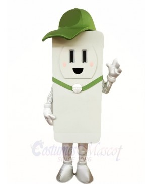 Socket Outlet Mascot Costumes