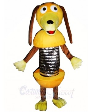 Slinky Dog Spring Dog Mascot Costumes from Toy Story