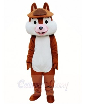 One Tooth Squirrel Mascot Costumes Animal