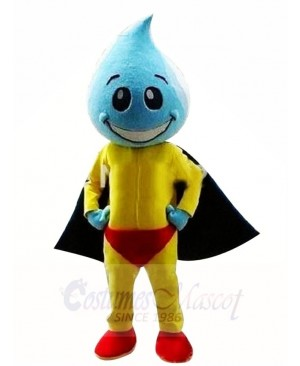 Water Droplet Superman Mascot Costumes