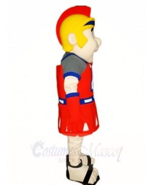 Trojan Warrior Mascot Costumes People