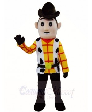 Woody Cowboy Toy Story Mascot Costumes Cartoon