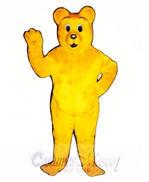Little Boy Bear Mascot Costume